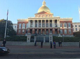 Travel Guide: Boston on a Budget - Boston Common - www.spousesproutsandme.com