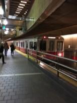 Travel Guide: Boston on a Budget - The T - Public Transportation - www.spousesproutsandme.com