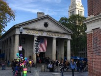 Travel Guide: Boston on a Budget - Quincy Market - www.spousesproutsandme.com