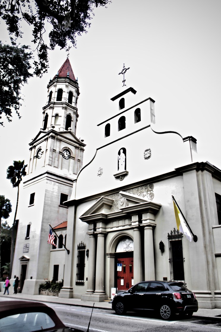 Travel Guide: St Augustine in a Day - Cathedral Basilica of St Augustine - www.spousesproutsandme.wordpress.com