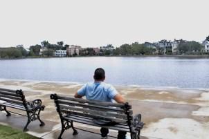 Travel Guide: Charleston, SC - Colonial Lake - www.spousesproutsme.com