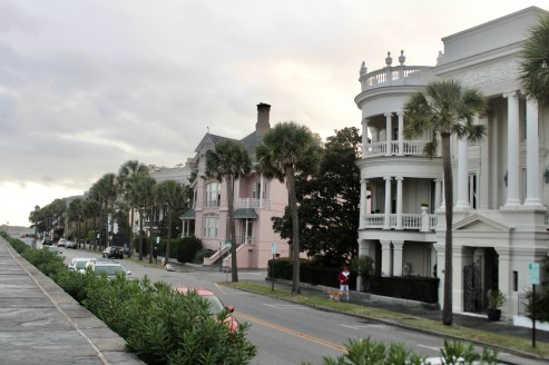 Travel Guide: Charleston, SC - E Battery - www.spousesproutsme.com