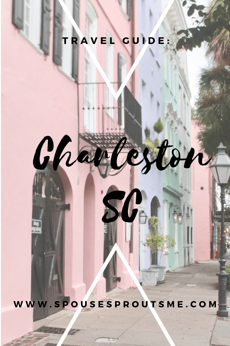 Travel Guide: Charleston, SC