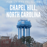 Family Travel Guide: Chapel Hill, NC