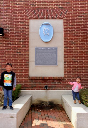 Family Travel Guide: Chapel Hill, NC - UNC Chapel Hill - www.spousesproutsme.com