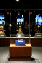 Family Travel Guide: Chapel Hill, NC - Carolina Basketball Museum - www.spousesproutsme.com