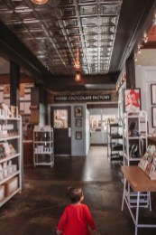 Family Travel Guide: Raleigh, NC - Videri Chocolate Factory - www.spousesproutsme.com
