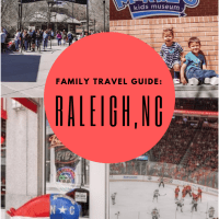 Family Travel Guide: Raleigh, NC