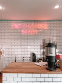Five Daughters Bakery - Nashville Travel Guide - www.spousesproutsme.com