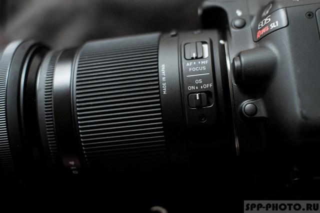 Обзор Sigma 18-300mm f3.5-6.3 DC MACRO OS HSM C фото 4