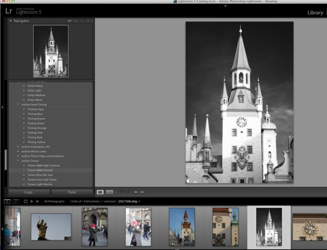 % сайтов с пресетами Lightroom