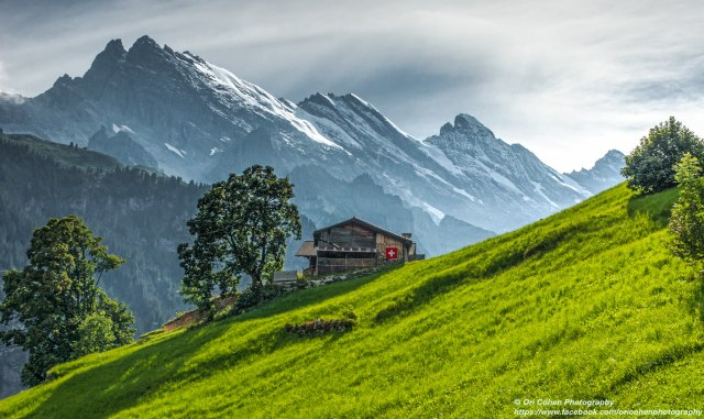 Gimmelwald-Alps