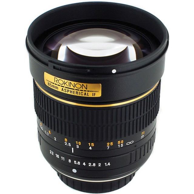 Rokinon-85mm-f1.4