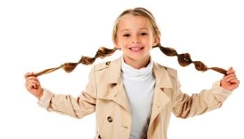 10 классных причесок для девочки на каждый день