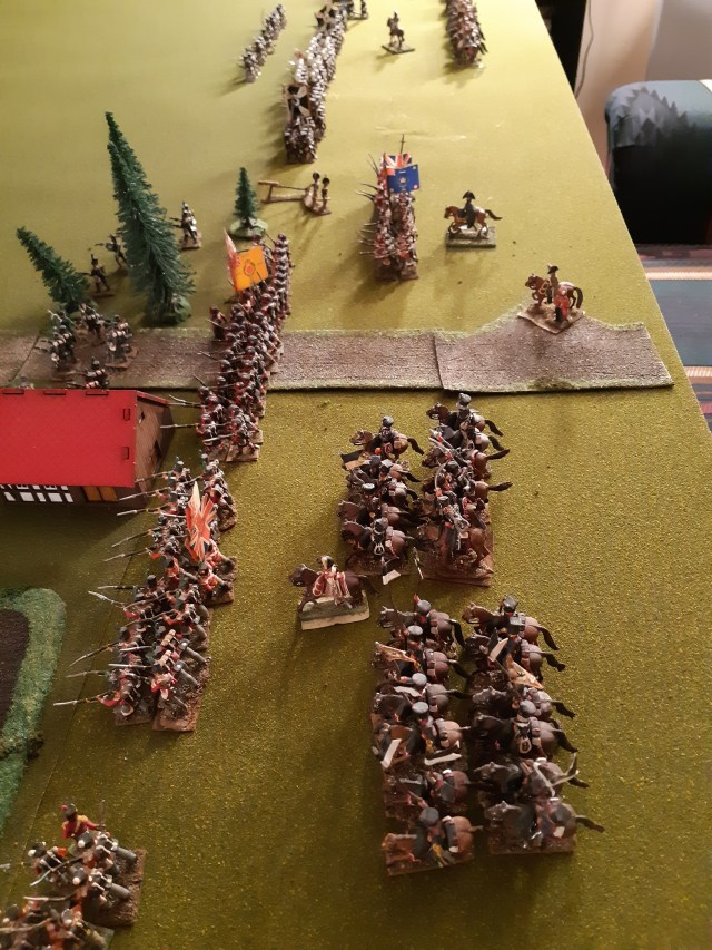 Black Powder AAR: First Game – Gaming on Vancouver Island