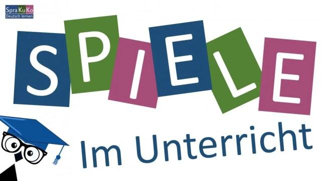 Deutsch Spiele im DaF-Unterricht