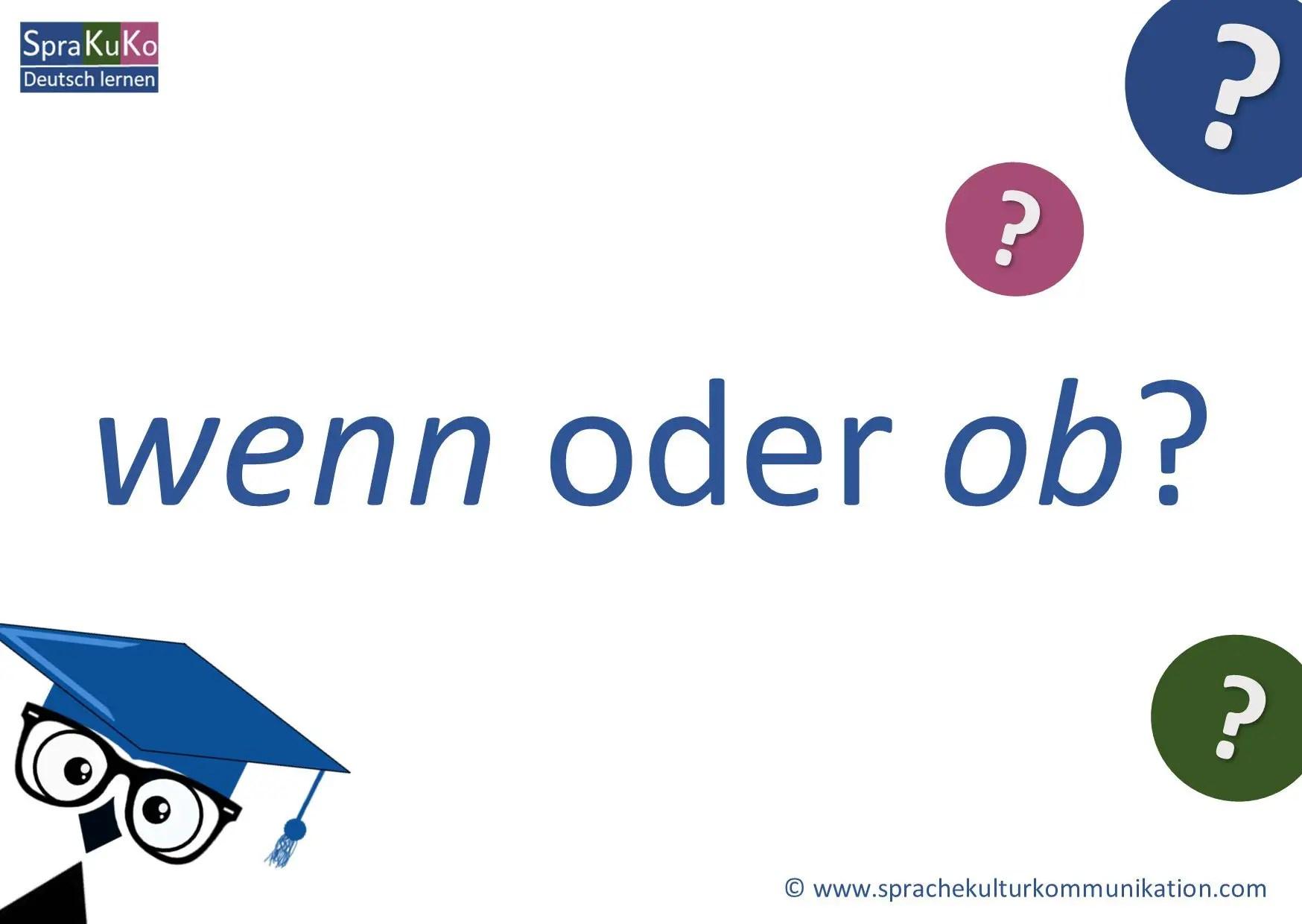 Nebensätze Archive   Seite 20 von 20   Deutsch lernen online