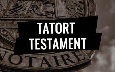 Ist das Testament gefälscht?