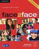Engelskkurs nivå A1-A2 pensumbok face2face textbook