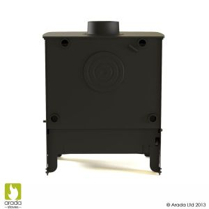 Stratford Eco Boiler 16 HE Back