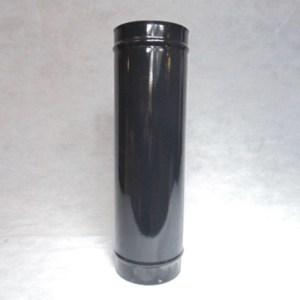 Gloss Black Enamel Flue Pipe