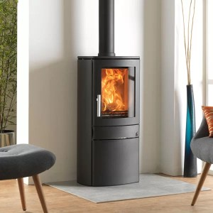 ACR Neo 1C Cupboard Base Multi fuel Stove