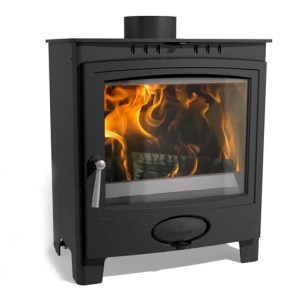 Arada Aarrow Ecoburn Plus 5 Widescreen Multi Fuel Stove