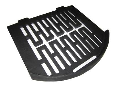 Gercross-curved Back Boiler Grate