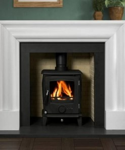 Continental Marble Fireplace Surround