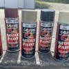 Calfire Stove Bright Heat Resistant Paint