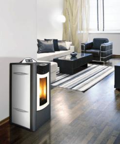 Kalor Alessia 14B Wood Pellet Boiler Stove
