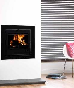 Heat Design Vitae 9kW Cassette Stove with External Air