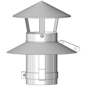 Pot Hnager for Flexi Flue Liner