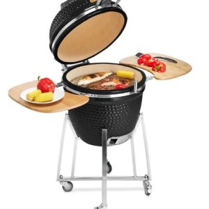 "21"" Kamado Egg Grill/BBQ/Smokers"