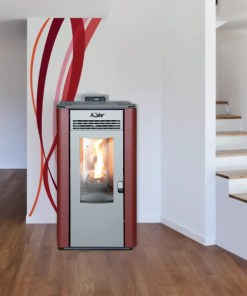 The Kalor Lara 12 Ductable Air Stove