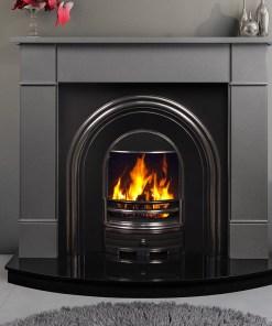Naxos Marble Fireplace Surround