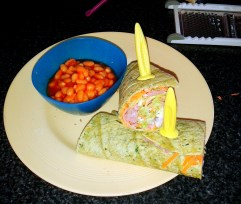 Corn Forked Wraps