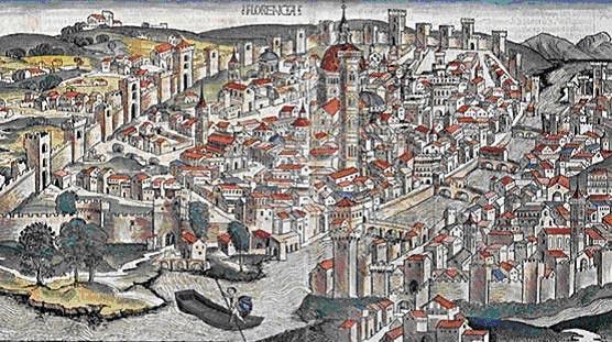 اروپا در قرن XI. آغاز قرون وسطی توسعه یافته. نویسنده 24 - تبادل اینترنتی دانشجویی