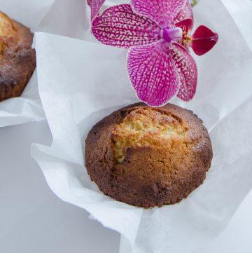 muffinki migdalowe