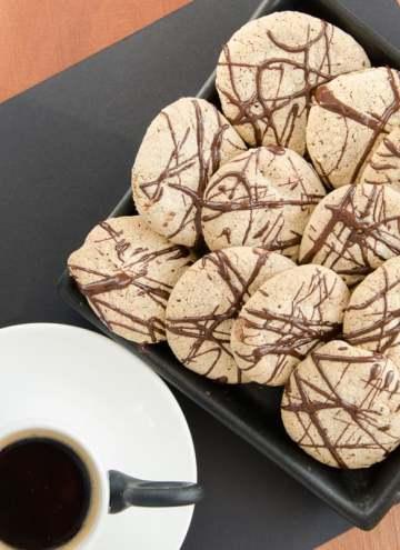 makaroniki z kawa