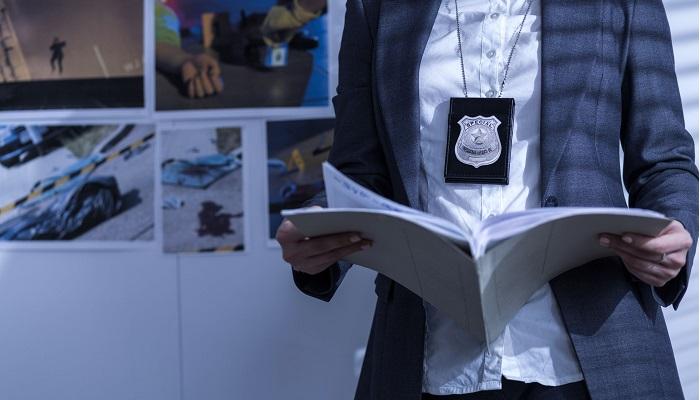 Skarga na policję wzór