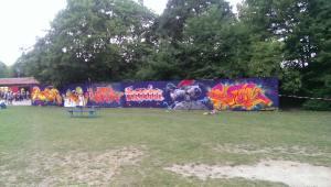 Graffiti Hall of Fame Regensburg