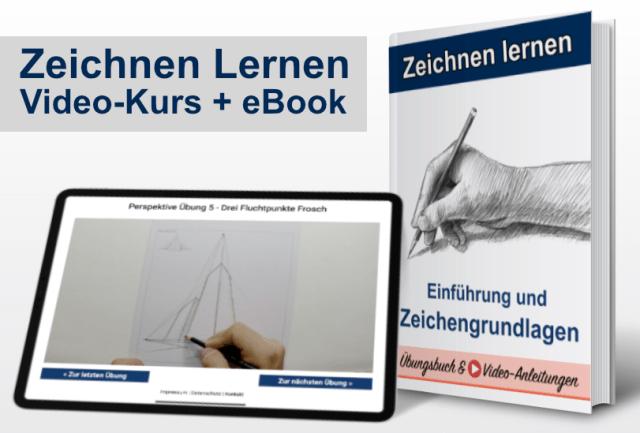 Zeichnen lernen Online Kurs