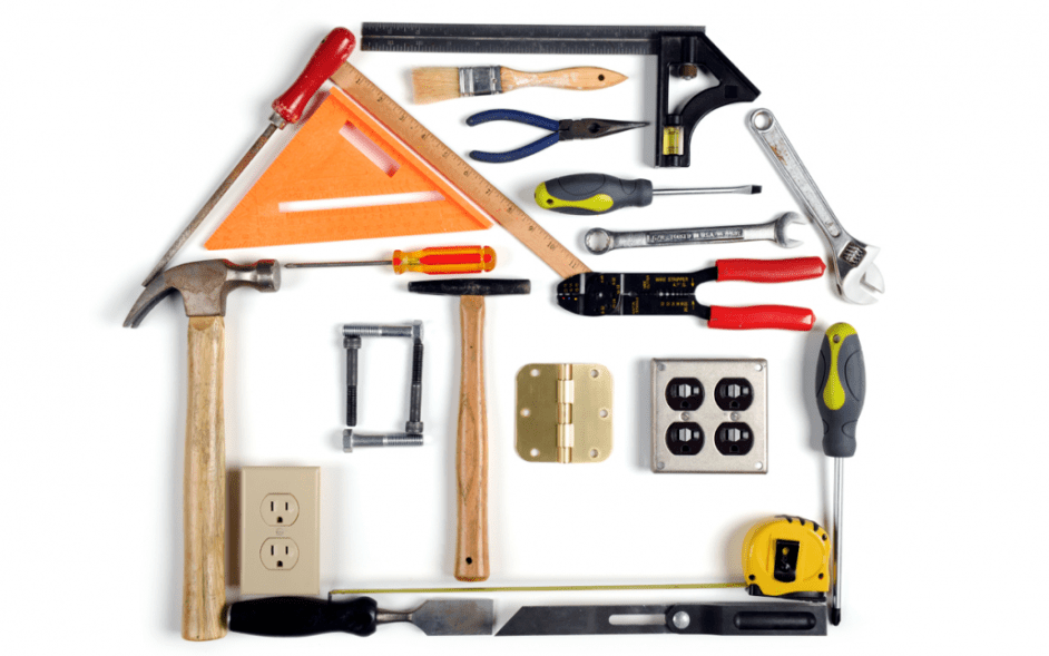 home renovation for dummies