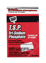 cleaning withTrisodium Phosphate