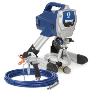 Graco Magnum x5 Stand Airless Paint Sprayer: Review & Comparison