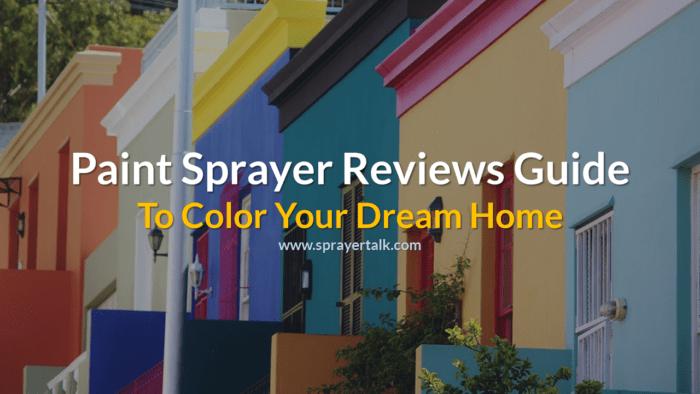 best paint sprayers reviewed value for money home spray guns