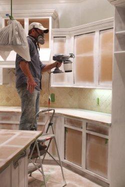 Best Paint Sprayer For Cabinets Hvlp Options More Sprayertalk