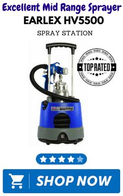 Earlex HV5500 Spray Station