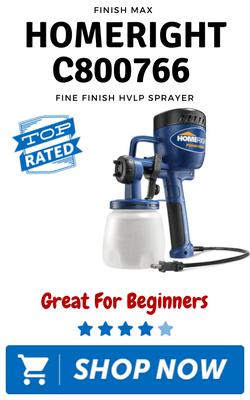 HomeRight C800766 Finish Max Fine Finish HVLP Sprayer
